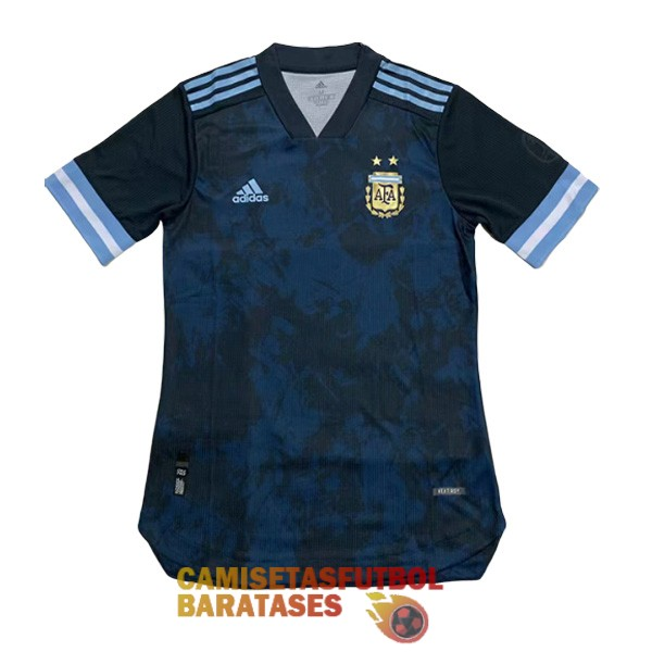 argentina segunda version player camiseta 2020