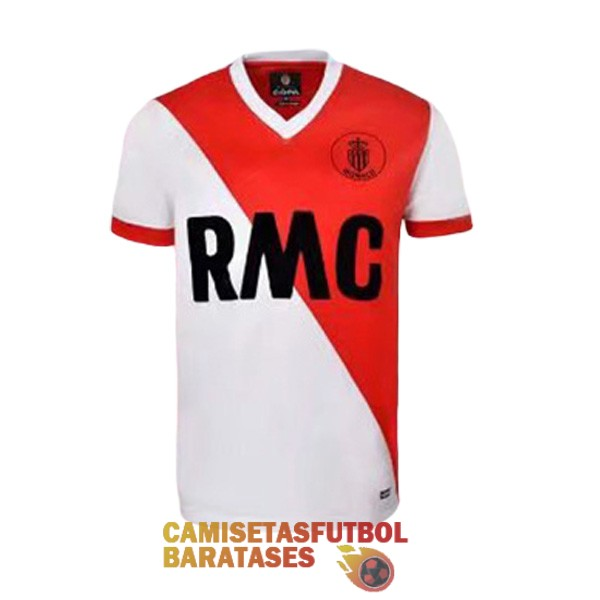 as monaco camiseta retro primera 1977 1982