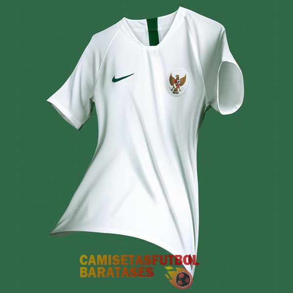 indonesia segunda camiseta 2018