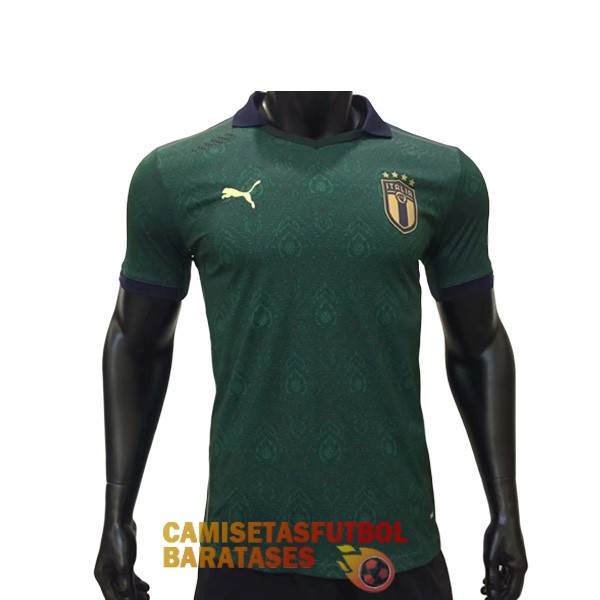 italia tercera version player camiseta 2020