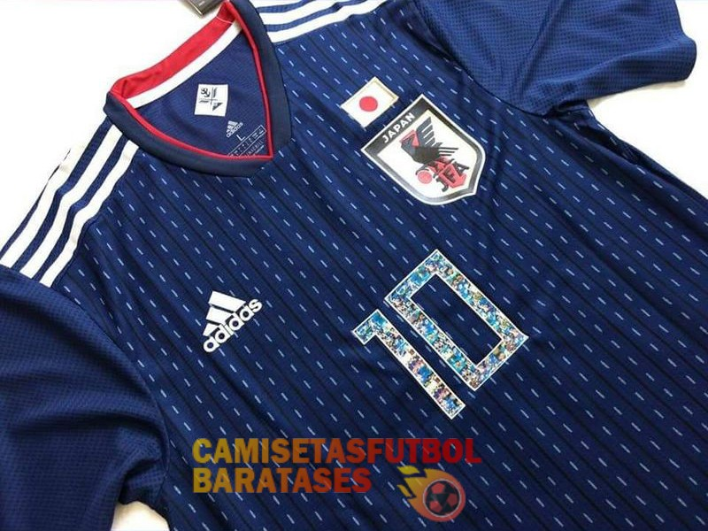 japon olive et tom primera camiseta 2018