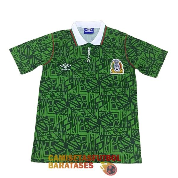 mexico camiseta retro primera 1994