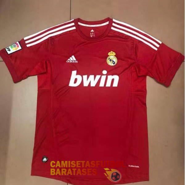 real madrid retro primera camiseta 2011-12