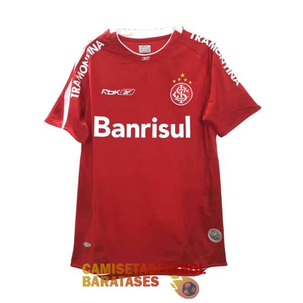 sc internacional rs camiseta retro primera 2006